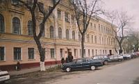 Проспект Платовский, 94. Здание строительного техникума