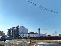 Новые дома на улице Ященко