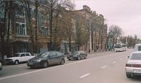 Улица Московская, 11, 13. Милиция и первая школа