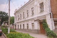 Улица Красноармейская, 23. Дом купчихи Кирюниной