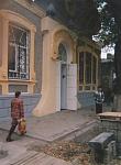 Улица Дубовского, 29. Особняк 1912 года. Модерн