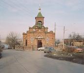 Улица Маяковского, 35. Георгиевская церковь. Архитектор В. Н. Куликов. 1898 год