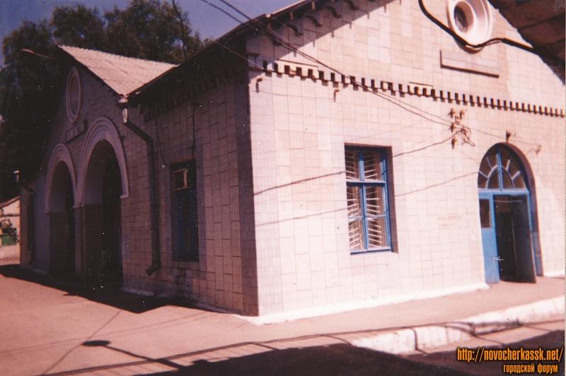 Железнодорожная станция «Локомотивстрой»