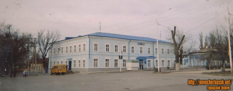 Проспект Платовский, 102. Здание Главпочтамта