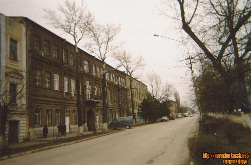 Проспект Платовский, 116. НТТИ