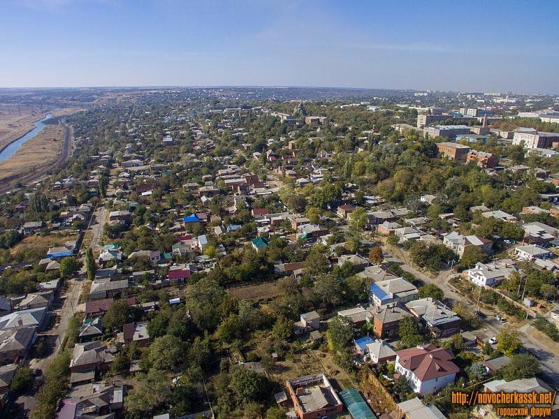 Улицы Аксайская и Кавказская
