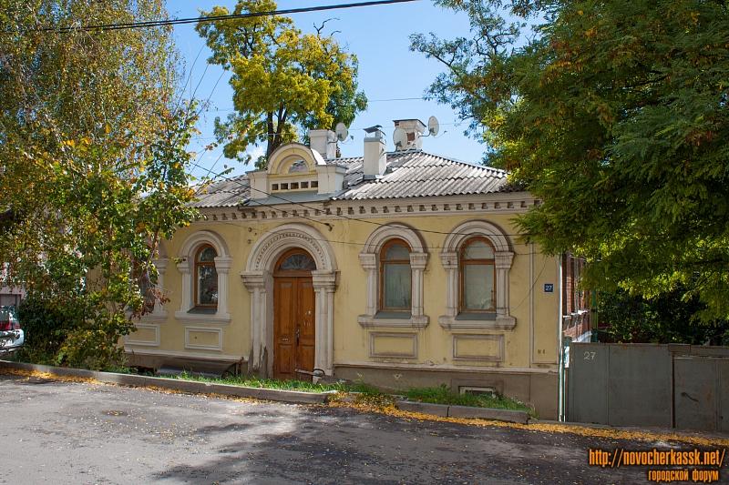 Улица Красноармейская, 27