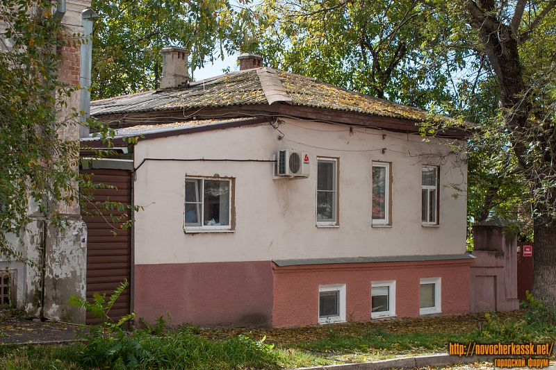 Улица Красноармейская, 21