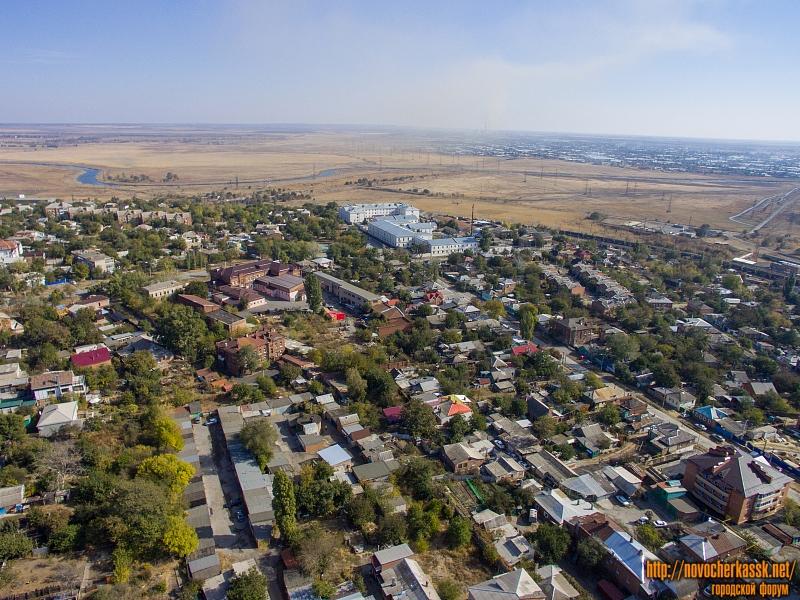 Квартал между Красным спуском, Путиловским переулком и проспектом Ермака