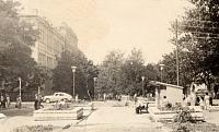 Улица Комитетская. Вид в сторону улицы Московской