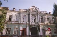 Здание госпиталя на Платовском проспекте, 65
