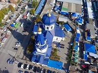 Михайловский храм и Платовский проспект