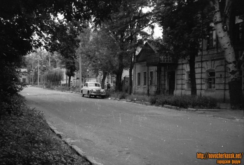 Улица Горбатая. 1984-85 год