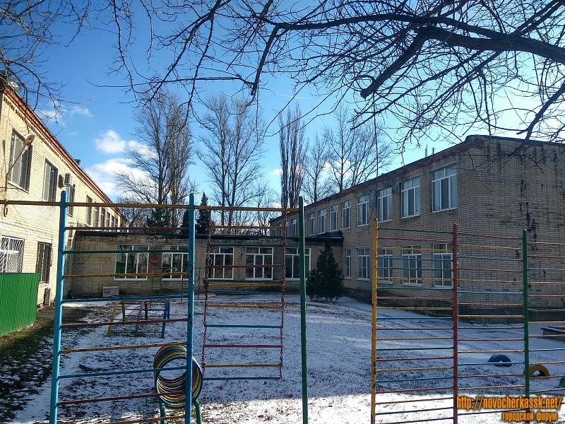 Детский сад №7. Улица Шумакова, 31