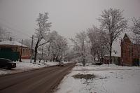 Улица Ленгника в сторону улицы Буденновской