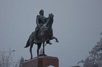 Памятник Платову на коне