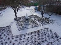 Памятник Георгию Сорокину в детском парке