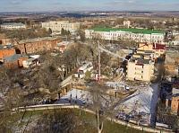 Строительство 7-этажного дома на пр. Ермака, 97А