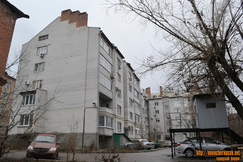 Улица Крылова, 8Б