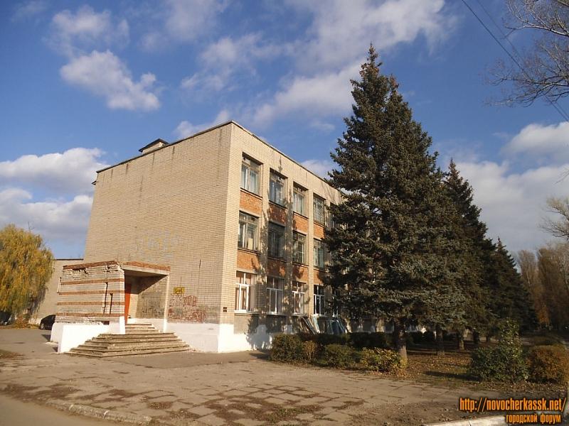 Школа №7, пр. Баклановский, 136