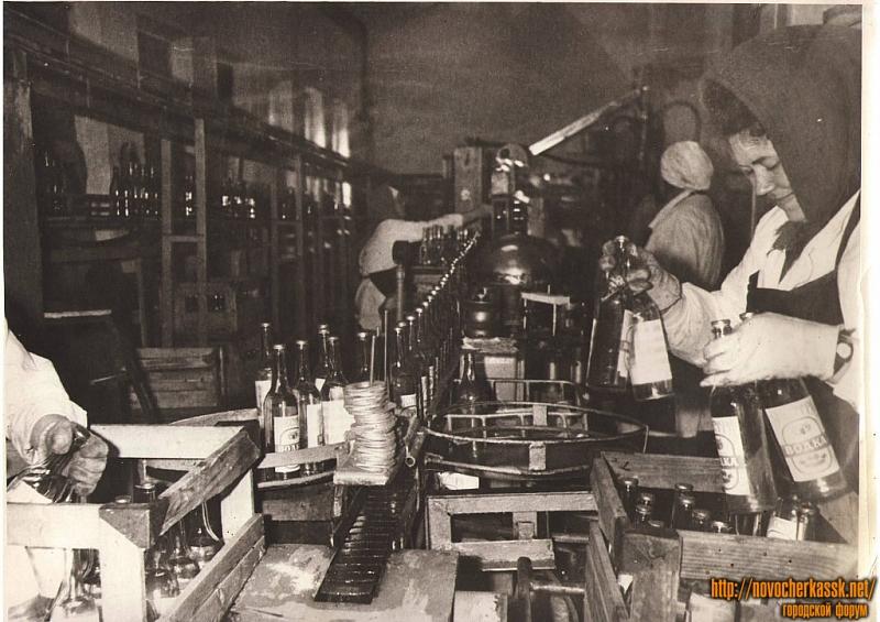 Новочеркасский ликеро-водочный завод