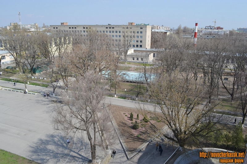 ЮРГПУ (НПИ) им.Платова (ЮРГТУ, НПИ)