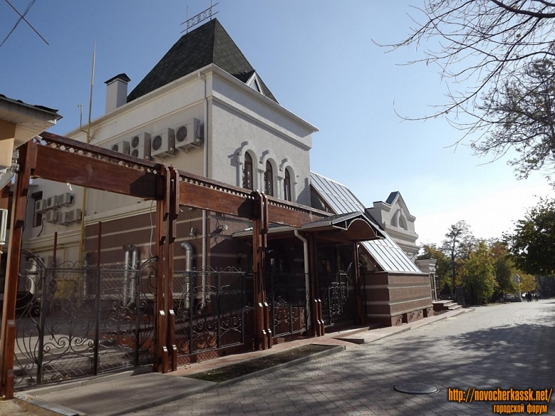 Строительство в Александровском парке