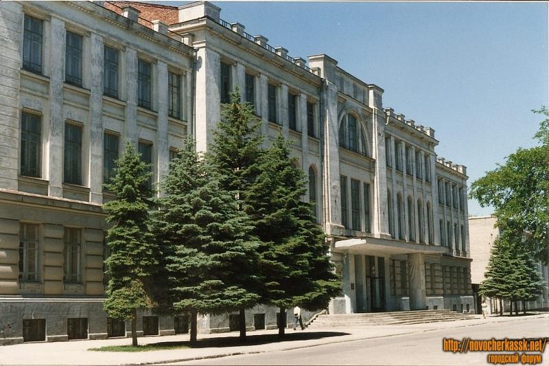 Драмтеатр в 90е годы