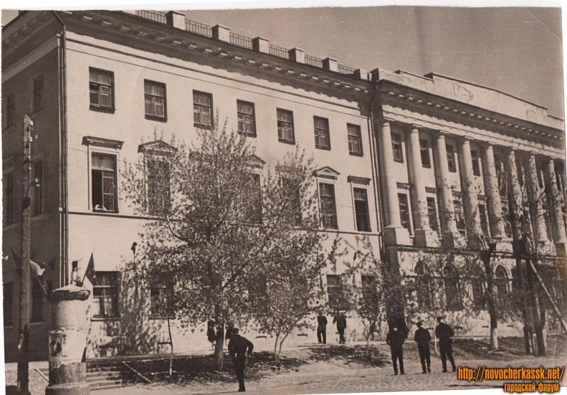 Новочеркасское суворовское военное училище, 1961-й год