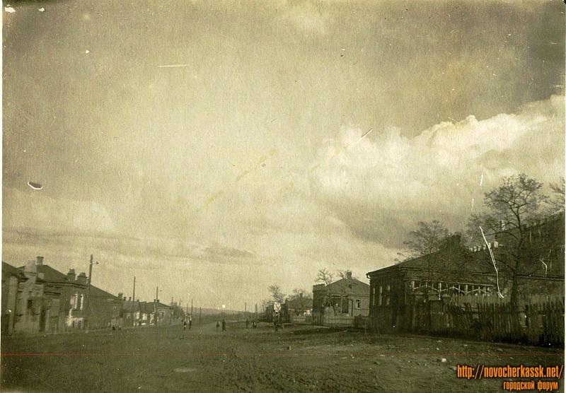 Улица Городовая (Будённовская)