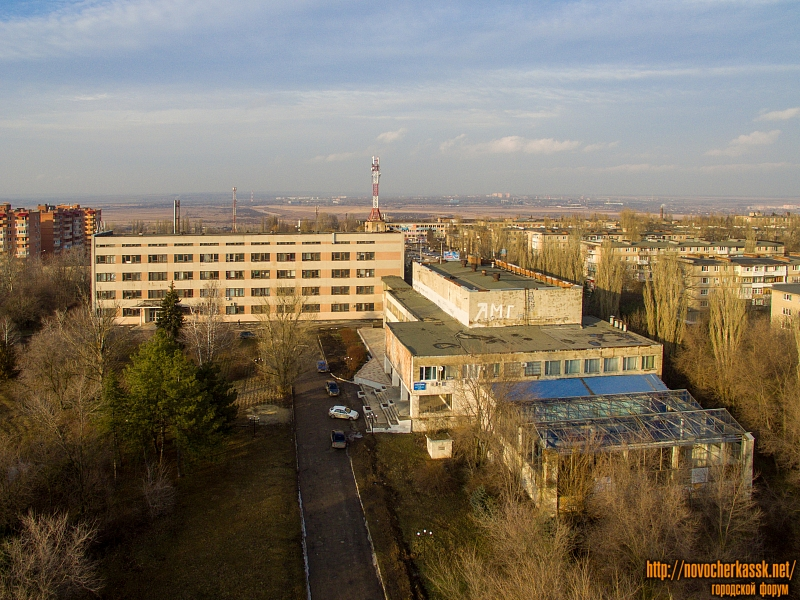 Институт виноградорства и виноделия, пр. Баклановский