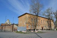 Улица Урицкого / проспект Платовский, 43Б