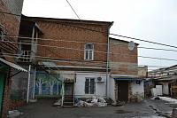 Улица Дворцовая, 10. Во дворе