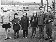 Школа-интернат №28, 1988 год, Баклановский, 89