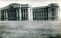 Территория вуза НИИ (затем НПИ) - главный корпус
