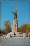 Памятник Ермаку. Скульпторы М. О. Микешин и В. А. Беклемишев