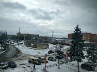 Пересечение Магнитного переулка и улицы Буденновской