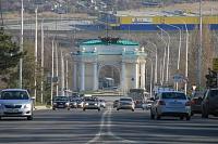 Спуск Герцена и триумфальная арка