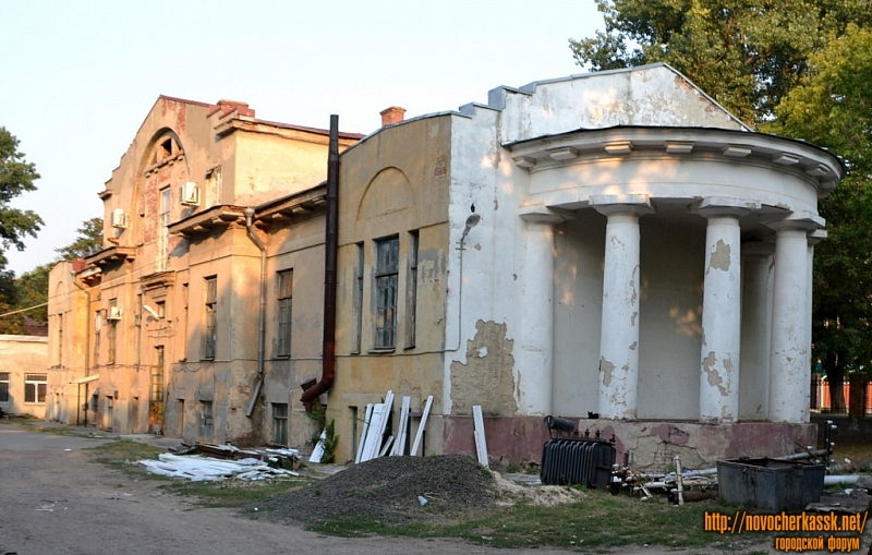 Улица Богдана Хмельницкого/ул.Троицкая