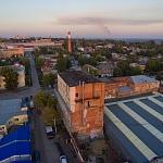 Бывший хлебзавод и пересечение Энергетической улицы и улицы Богдана Хмельницкого