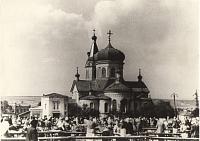 Азовский  рынок, Михайло-Архангельская церковь