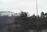 Вид на площадь Юбилейную и пр. Баклановский