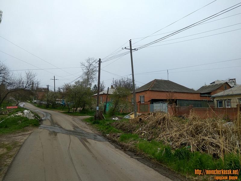 Вид на улицу Ларина с Ефремова