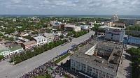 Парад Победы в Новочеркасске 9 мая 2017 года