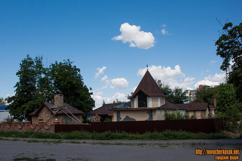 Ремонт ресторана на пр. Баклановском