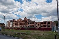 Строительство на Ященко