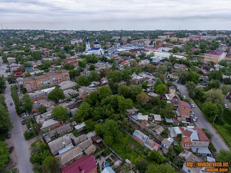 Квартал между Кирпичной и Михайловской улицами
