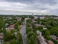 Проспект Платовский в районе Арки