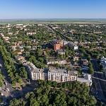 Кварталы между проспектом Ермака и улицей Московской