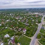 Дачная застройка между Сарматской и Старым Ростовским выездом